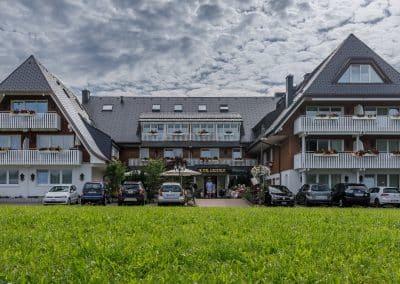 EVH Partnerschaft Erne Vogel Hug Architekten aus Freiburg Ebnet Hotel Reppert in Hinterzarten