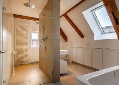 Erne Vogel Hug Architekten aus Freiburg Ebnet Mehrfamilienwohnhaus in Freiburg Herdern