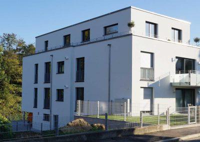 Erne Vogel Hug Architekten aus Freiburg Ebnet Mehrfamilienhaus im Wildtal