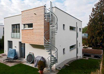 Erne Vogel Hug Architekten aus Freiburg Ebnet Einfamilienhaus Freiburg